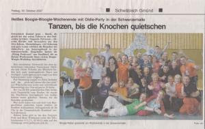 Presse WS 2007