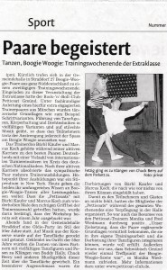 Presse WS 2009
