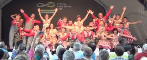 Schlusspose Auftritt 20072019